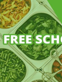 Free Meals for Children
